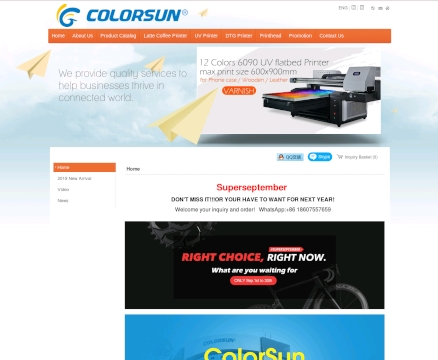 Shenzhen Colorsun Digital Tech
