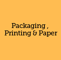 Packaging , Printing & Paper