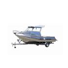 boat trailer