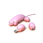 cartoon usb